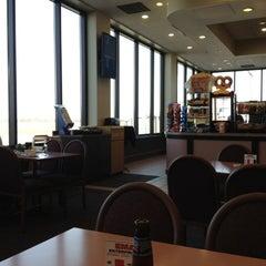 Photo taken at Capital Region International Airport (LAN) by Jay on 10/24/2012