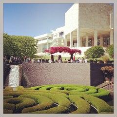 Photo taken at J. Paul Getty Museum by Manoel G. on 5/19/2013