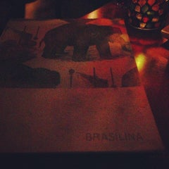 Photo taken at Brasilina Restaurant by Michael on 12/2/2012