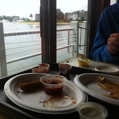 Photo taken at Baxter's Fish & Chips by joe b. on 8/2/2014