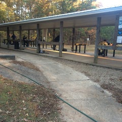 Photo taken at West Point WMA Shooting Range by Kyann L. on 11/9/2014