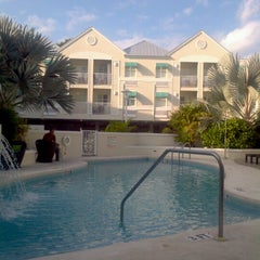Photo taken at Silver Palms Inn by Maritza A. on 1/20/2013