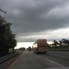 Photo taken at Autopista SJR - Palmillas by Vania Q. on 8/16/2014
