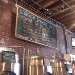 Photo taken at Anacapa Brewing Company by Jessica D. on 3/27/2013