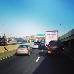 Photo taken at I-76 Schuylkill Expressway by Still S. on 11/15/2014