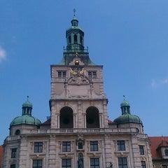 Photo taken at Bayerisches Nationalmuseum by Vladimir B. on 7/14/2013