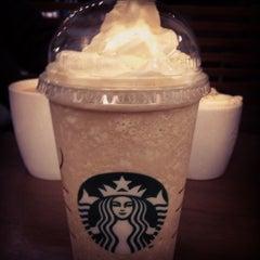 Photo taken at Starbucks by Paulina on 12/15/2012
