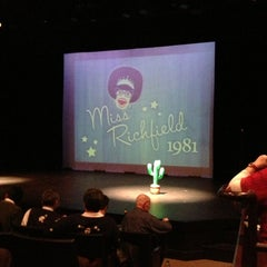 Photo taken at Illusion Theater by Jim on 12/17/2012