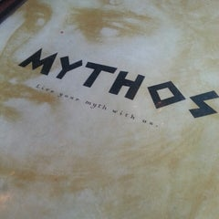 Photo taken at Mythos by Brian W. on 12/2/2013
