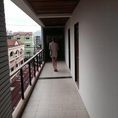 Photo taken at Baramee Resortel Phuket by Svetlana on 6/15/2014
