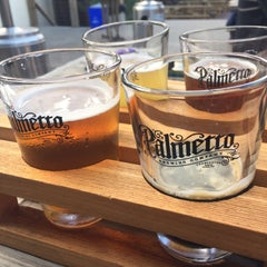 Photo taken at Palmetto Brewing Company by Fleur K. on 11/21/2015