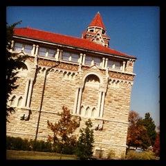 Photo taken at Kansas Union by Muhammad on 3/2/2013