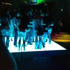 Photo taken at China Blue Night Club by Rebecca on 9/17/2012