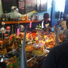 Photo taken at Midnight Espresso by Chris on 1/15/2013