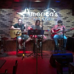 Photo taken at America's Bar by Rick A. on 5/15/2013