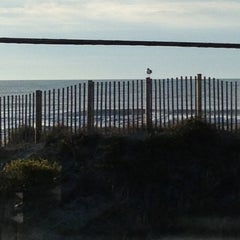 Photo taken at Osprey Beach House by Carrie on 4/13/2013