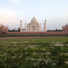 Photo taken at Agra | आगरा |آگره by Yakov F. on 3/25/2015