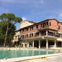 "Photo taken at Hotel ""Posta"" Marcucci by Anna A. on 10/5/2012"