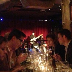 Photo taken at City Winery by Kenley on 3/12/2013