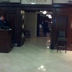 Photo taken at The Seelbach Hilton Louisville by John B. on 10/28/2012