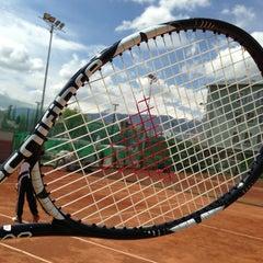 Photo taken at Tennis Club 1882 by Nix on 4/20/2013