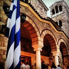 Photo taken at Άγιος Δημήτριος by George L. on 5/3/2013