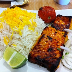 Photo taken at House of Shish Kabob by FoodTrucker T. on 8/1/2013