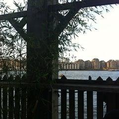 Photo taken at The Mayflower by Ksenia on 1/27/2013