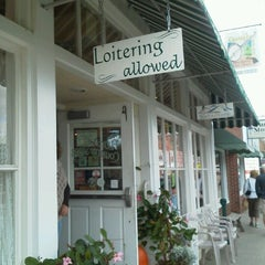 Photo taken at Floyd Country Store by Aaron B. on 10/20/2012