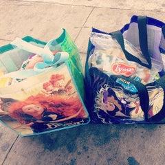 Photo taken at Tamura Super Market by Ashley O. on 4/26/2014