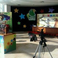 """Photo taken at Teatro Universitario """"Cnel. Pedro Torres Ortíz"""" by Edwin C. on 12/20/2012"""