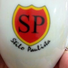 Photo taken at Stilo Paulista SP by Germano Gil C. on 1/31/2014