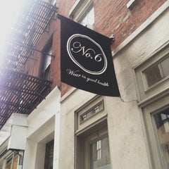 Photo taken at No. 6 Store by Hannah S. on 11/10/2012