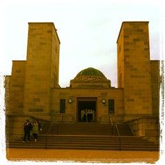 Photo taken at Australian War Memorial by Angel A. on 7/18/2013