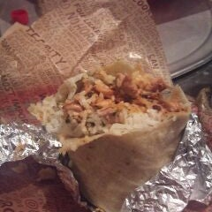 Photo taken at Chipotle Mexican Grill by Ashley E. on 10/16/2011