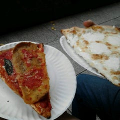 Photo taken at Majestic Pizza by Ashley A. on 10/27/2012