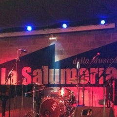 Photo taken at La Salumeria della Musica by Miriam on 2/15/2013
