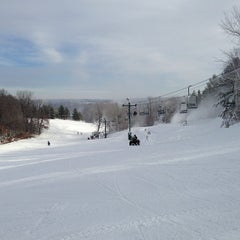 Photo taken at Afton Alps by Ken T. on 12/27/2012
