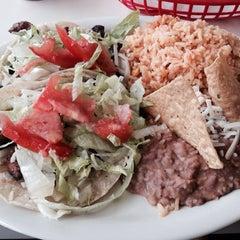 Photo taken at Los Burrito Tapatios by Cristina F. on 10/17/2013