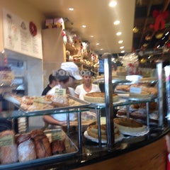 Photo taken at Gran Forno Bakery by Nathalie C. on 12/21/2014