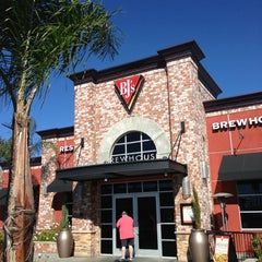 Photo taken at BJ's Restaurant and Brewhouse by Norm on 1/21/2013