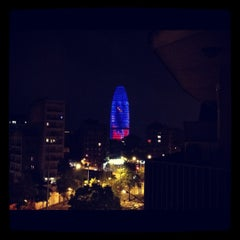 Photo taken at Hotel Catalonia Atenas by Vlada S. on 10/10/2012