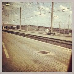 Photo taken at Eurotunnel Victor Hugo Terminal by Katie on 3/27/2013