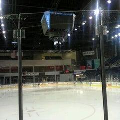 Photo taken at BMO Harris Bank Center by John P. on 11/10/2012