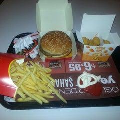 Photo taken at McDonald's by Sertac U. on 12/4/2012
