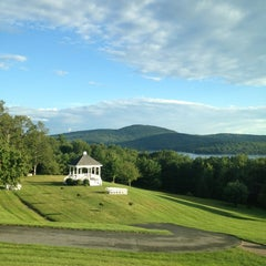 Photo taken at The Lucerne Inn by Shaelyn on 8/3/2013