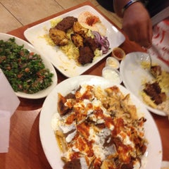 Photo taken at Shish Mediterranean Cuisine - Taste of Istanbul by Hawazen D. on 1/12/2015