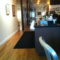Photo taken at Clover Cafe And Art Gallery by Miriam on 11/30/2012