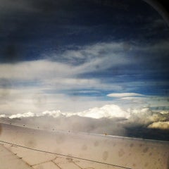 Photo taken at Gate B58 by Leann M. on 9/23/2012
