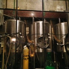 Photo taken at Broad Ripple Brew Pub by Alex N. on 11/20/2012